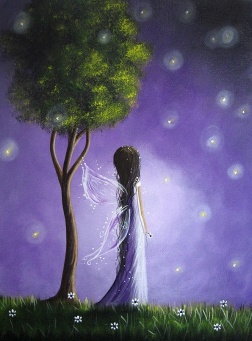 78d789322c55e7945f25166f57a3d010--night-quotes-fairy-art