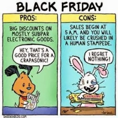 black-friday-pros-and-cons-cartoon