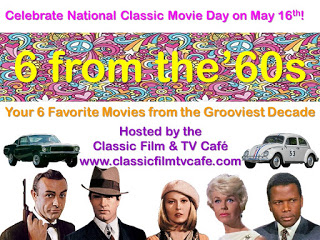 6 from the 1960s Blogathon